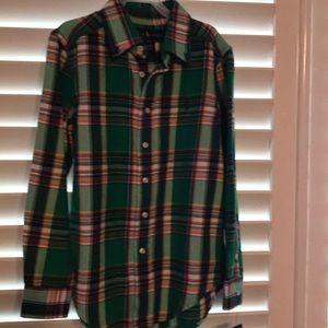 Brand new flannel shirt